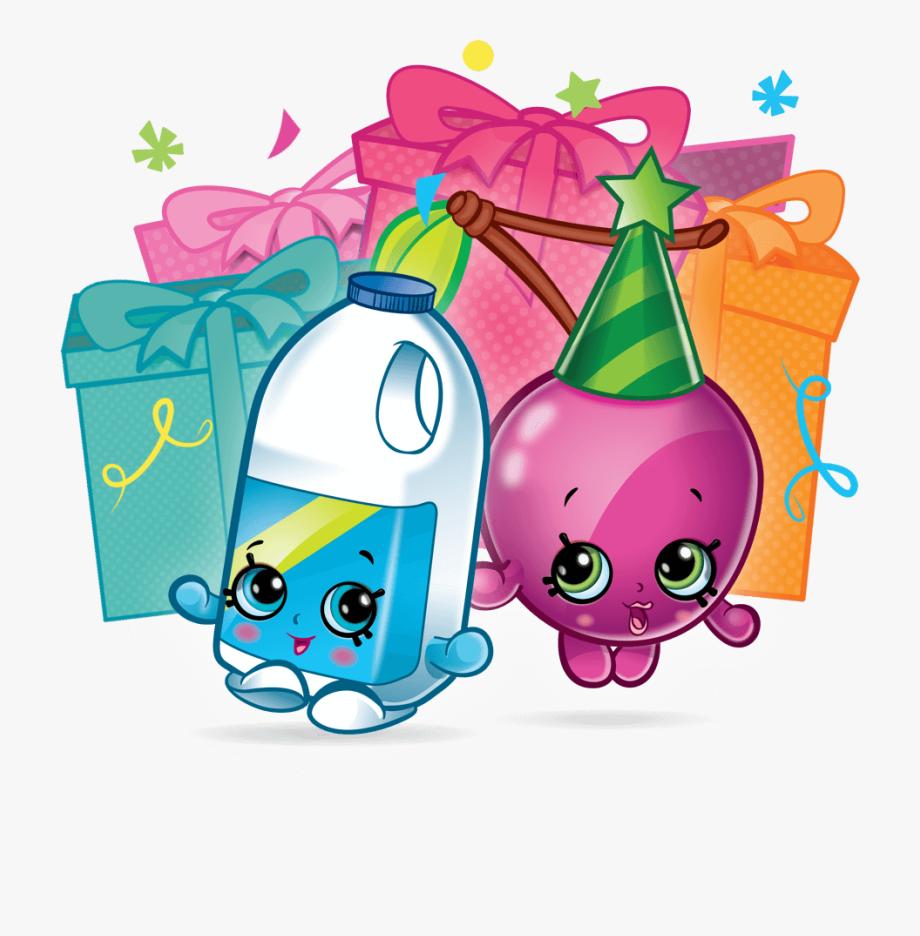 Shopkins birthday clipart clipart freeuse download Shopkins Birthday Cake Party Clip Art - Shopkins Swap Kins ... clipart freeuse download