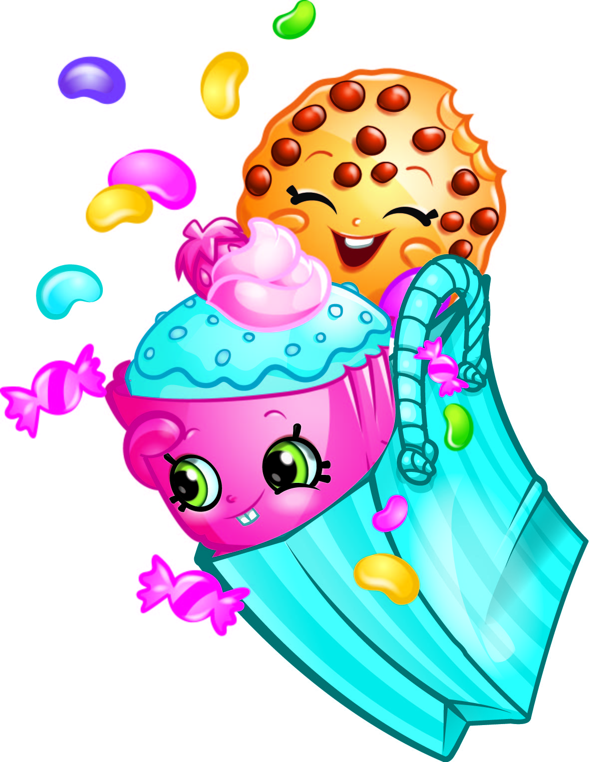 Shopkins characters wobbles clipart clipart transparent D'lish Donut | Boys, Cakes and Crochet clipart transparent