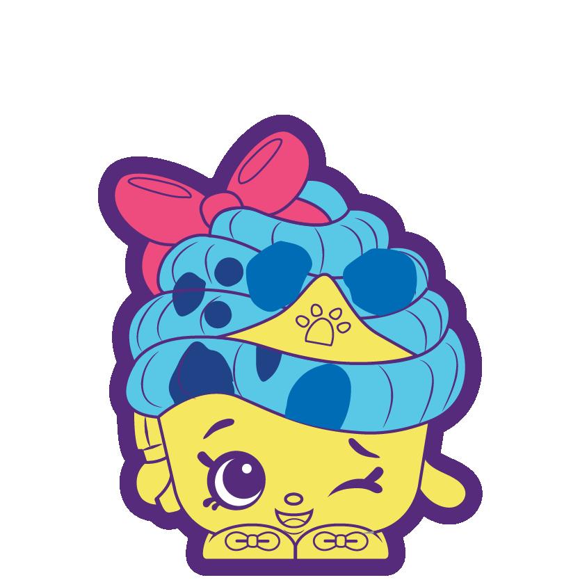 Shopkins clip art jpg royalty free download Shopkins #9-035 - Cupcake Queen - a Rare Shopkin jpg royalty free download