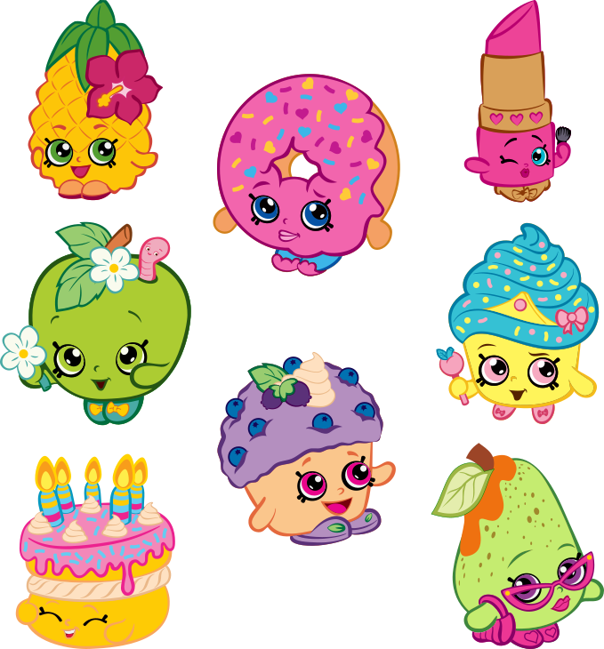 Shopkins clip art image black and white download KraftyNook_ToyCharacters_Shopkins1%7E.png 679×730 pixeles | shopkins ... image black and white download