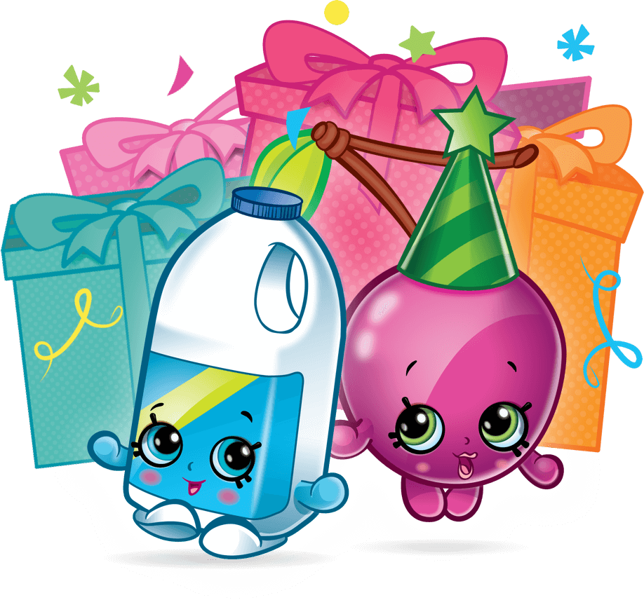 Shopkins clip art graphic freeuse library Shopkins Birthday cake Party Clip art - party 918*856 transprent Png ... graphic freeuse library