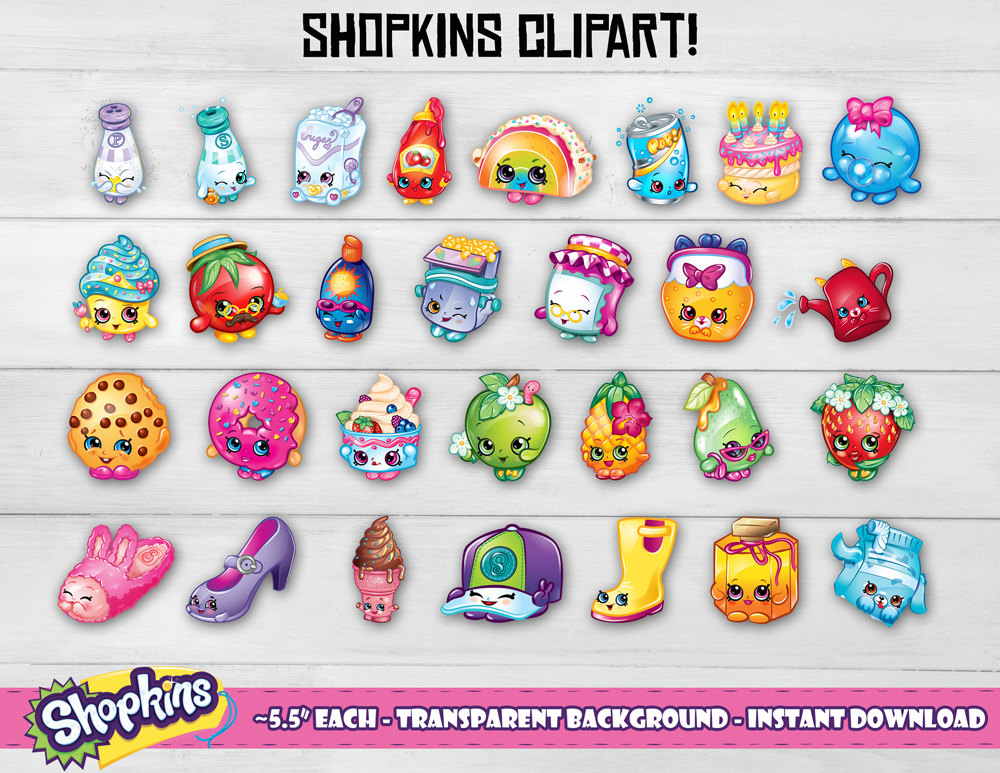 Shopkins clipart background vector freeuse stock Shopkins clipart free - ClipartFest vector freeuse stock