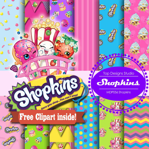 Shopkins clipart background graphic download Shopkins clipart background - ClipartFest graphic download