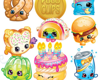 Shopkins clipart background clip art freeuse library Free shopkins clipart - ClipartFest clip art freeuse library