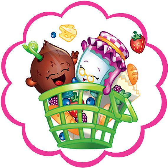 Shopkins clipart birthday clip black and white library 17 Best images about shopkins on Pinterest   Cupcake queen, Frozen ... clip black and white library