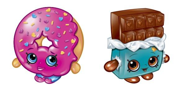 Shopkins clipart cheeky chocolate picture transparent download Shopkins on Twitter: