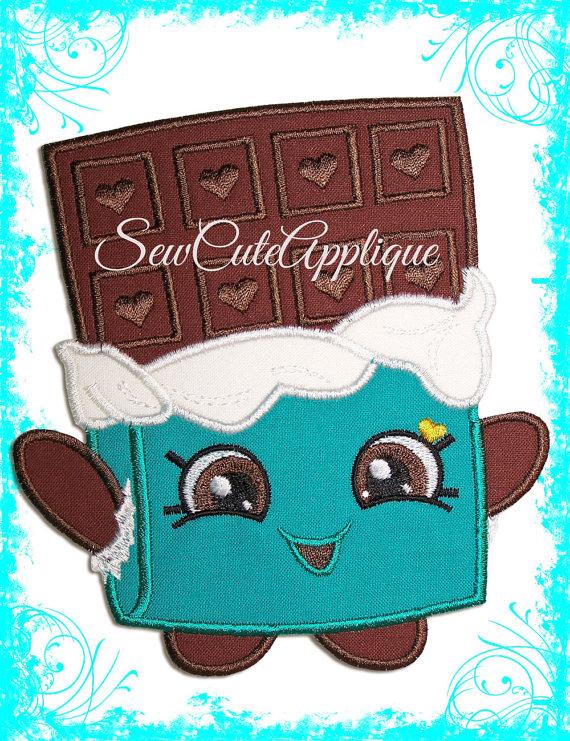 Shopkins clipart cheeky chocolate graphic library library Cheeky chocolate clipart - ClipartFest graphic library library