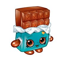 Shopkins clipart cheeky chocolate clip art royalty free Cheeky Chocolate | Artworks, Bar and Search clip art royalty free
