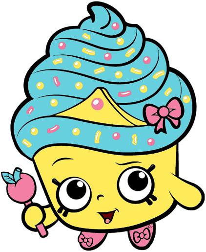 Shopkins clipart cupcake queen graphic free library Shopkins Clip Art Images - Cartoon Clip Art graphic free library