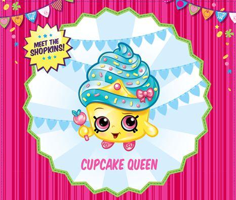 Shopkins clipart cupcake queen graphic transparent download Cupcake Queen | Pinterest | Cupcake queen, Cupcake and Magazines graphic transparent download