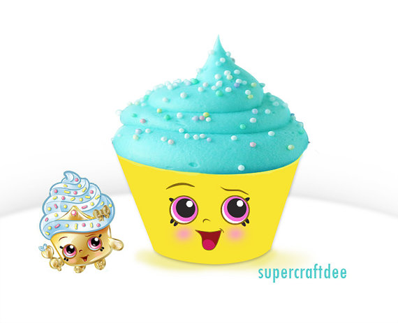 Shopkins clipart cupcake queen graphic library stock Cupcake Queen | The o'jays, Wands and Magazines graphic library stock