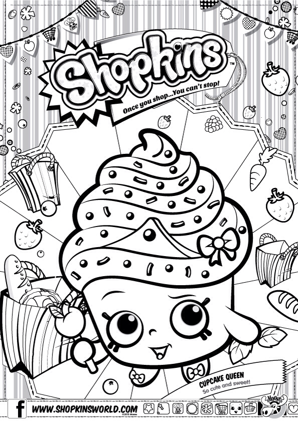 Shopkins clipart cupcake queen clipart 17 Best images about shopkins party on Pinterest | Party ... clipart