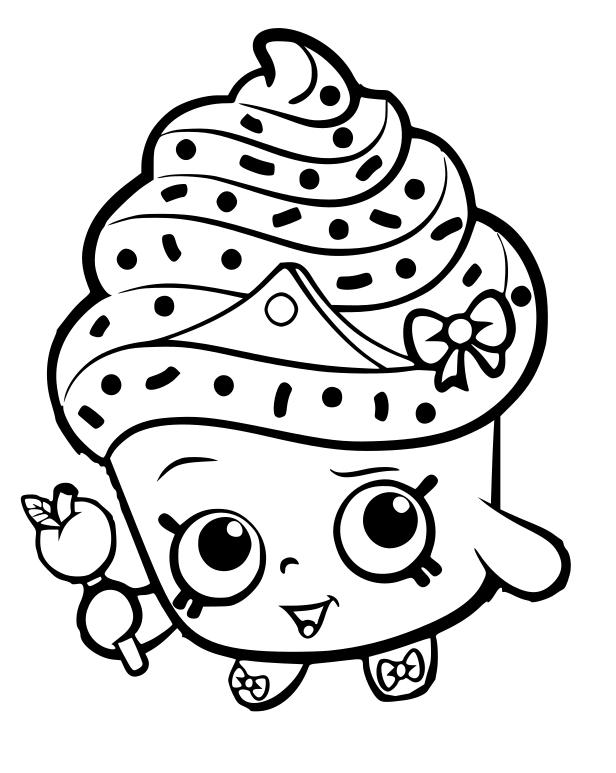 Shopkins clipart cupcake queen png Shopkins clipart cupcake queen - ClipartFest png