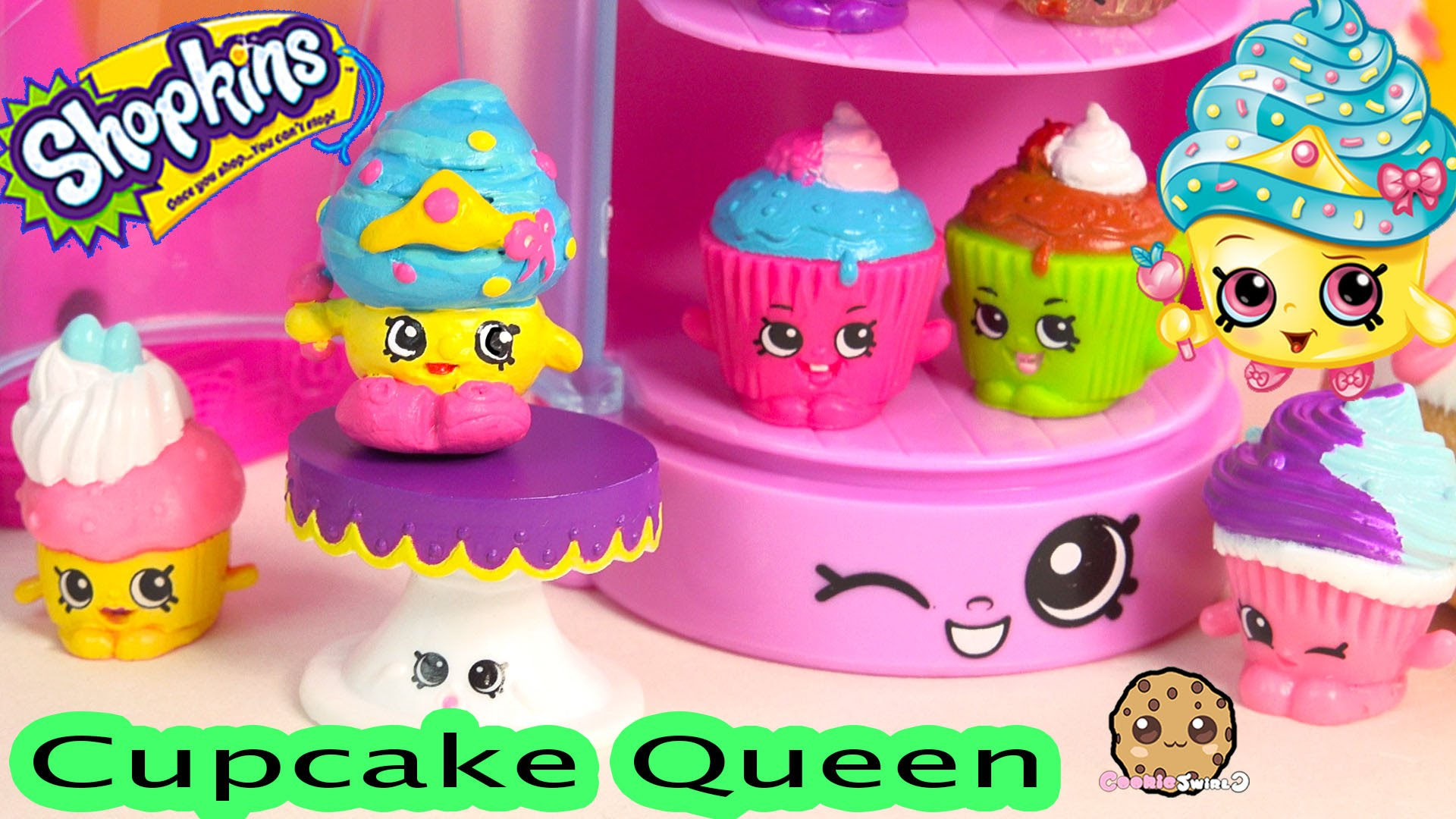 Shopkins clipart cupcake queen png library Shopkins clipart cupcake queen - ClipartFest png library