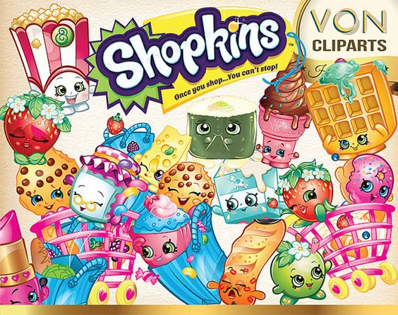 Shopkins clipart flag vector download SALE! Shopkins Clipart PNG Shopkins Digital Graphic Image Shopkins ... vector download