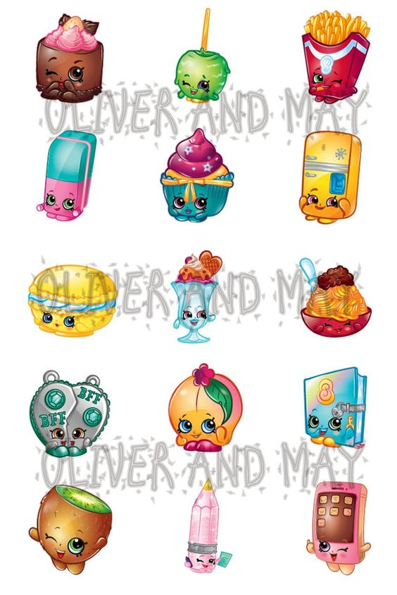 Shopkins clipart season 1 picture library library Shopkins clipart season 3 - ClipartFest picture library library
