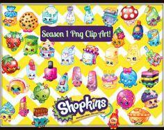 Shopkins clipart season 1 clip art freeuse stock He encontrado este interesante anuncio de Etsy en https://www.etsy ... clip art freeuse stock