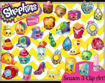 Shopkins clipart season 2 banner freeuse 17 Best images about Shopkins on Pinterest   Clip art, Bakeries ... banner freeuse