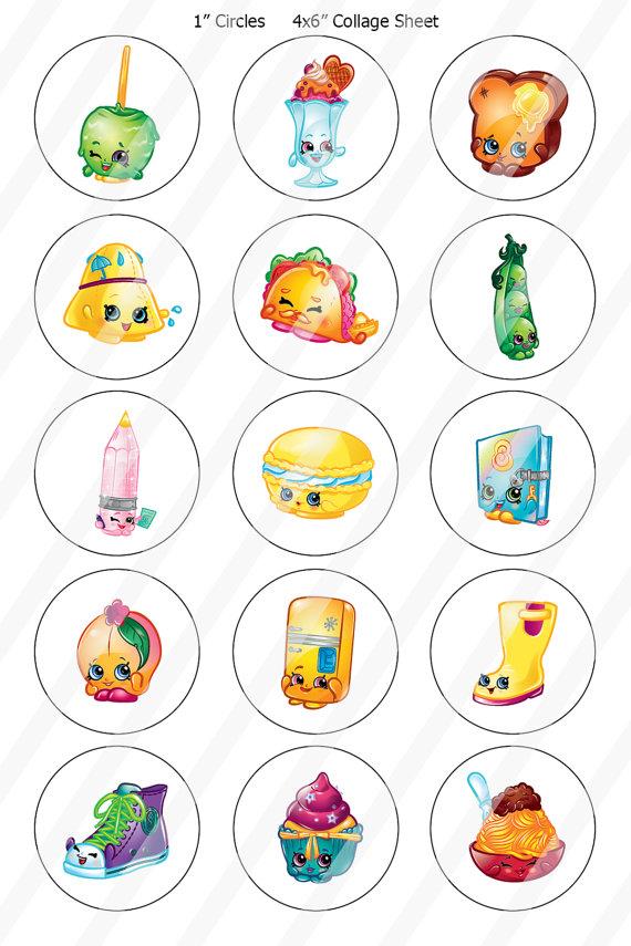 Shopkins clipart season 3 free library Shopkins season 3 clipart - ClipartFest free library