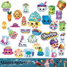 Shopkins clipart season 4 png royalty free Birthday shopkins clipart - ClipartFest png royalty free