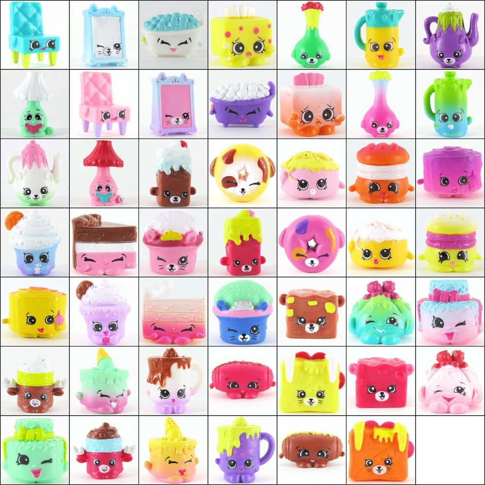 Shopkins clipart season 5 picture freeuse download Shopkins Loose Single Figure Season 5 Choose #5-001 through #5-048 ... picture freeuse download