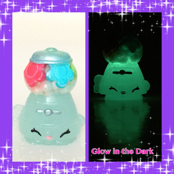 Shopkins clipart season 5 png library library Custom Glow in the DARK Shopkins Floral Pearl Gumball Machine png library library