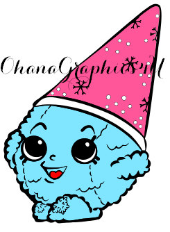 Shopkins clipart snow crush png library stock Shopkins Inspired Snow Crush SVG by OhanaGraphics4U on Etsy png library stock
