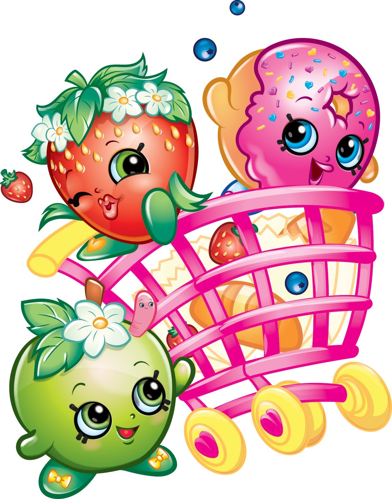 Shopkins clipart transparent background banner freeuse download Little Debbie's Shopkins Season 4 Playtime - YouTube banner freeuse download