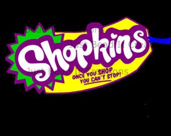 Shopkins logo clipart clip free download Shopkins logo | Etsy clip free download