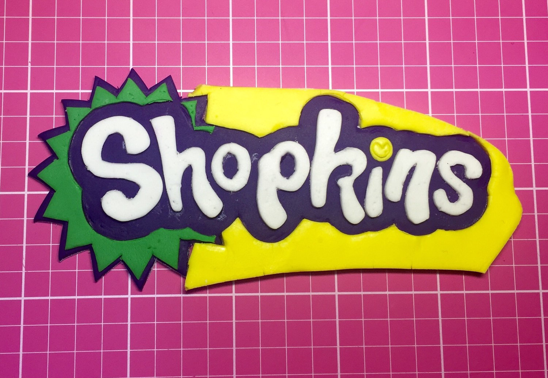 Shopkins logo clipart png free Shopkins Logo png free