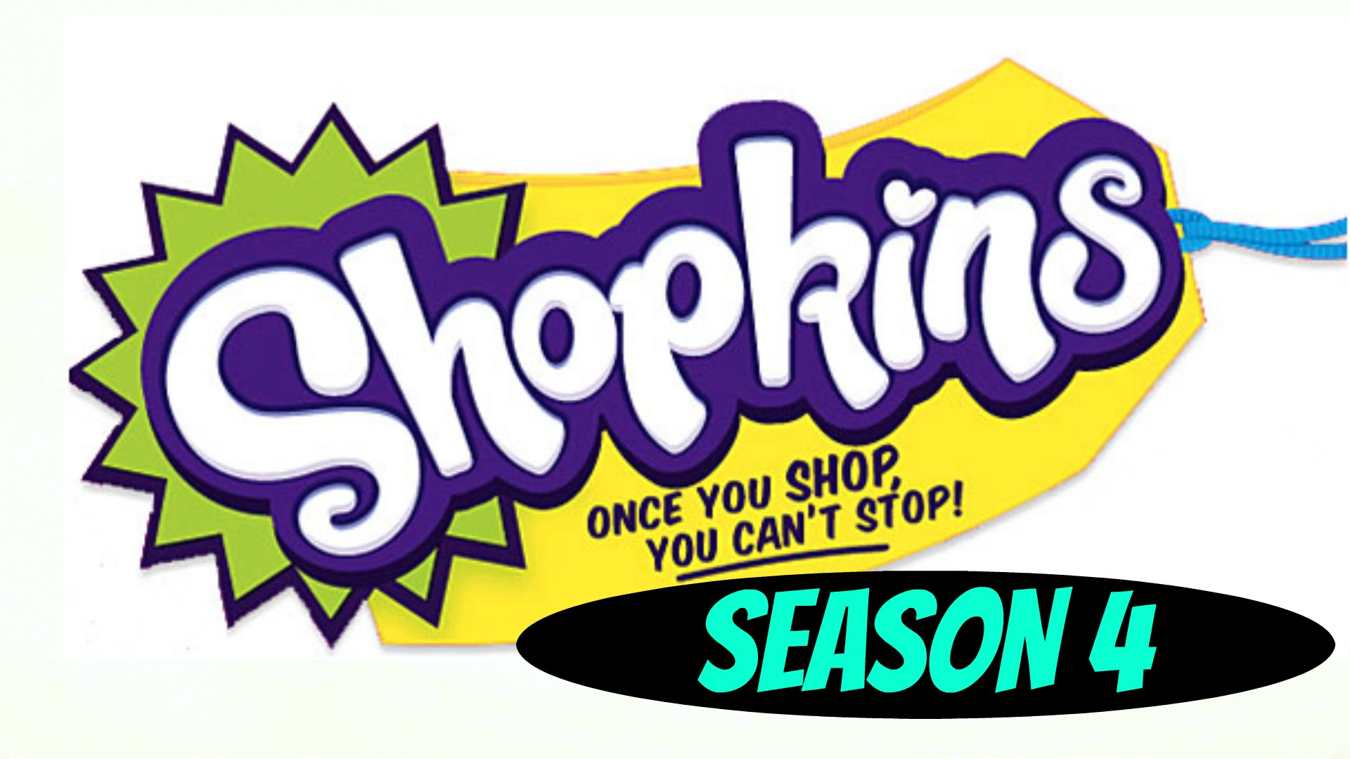 Shopkins logo clipart free vector black and white library 500 Subscribers | There Is A Season 4 Shopkins Giveaway! - YouTube vector black and white library