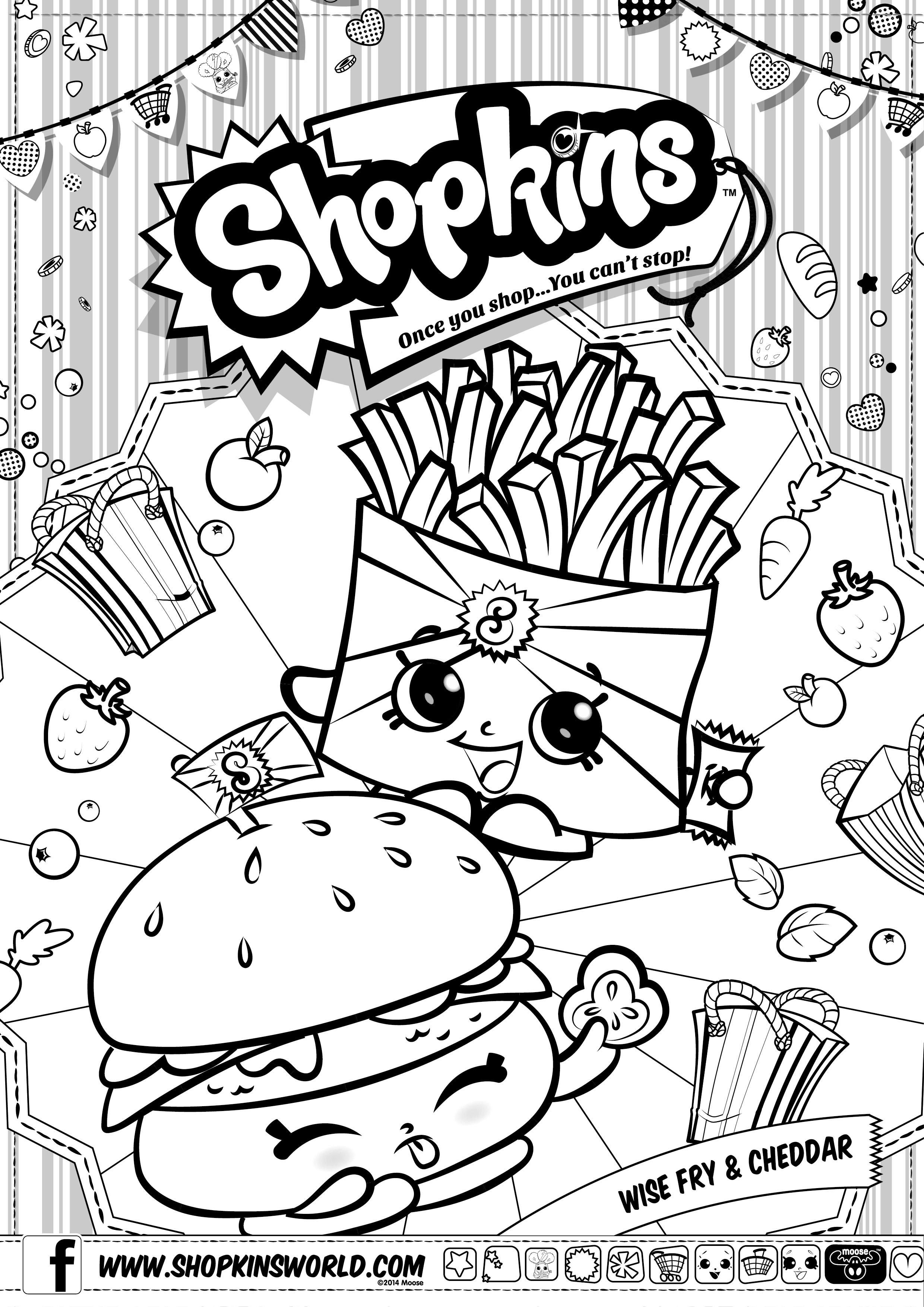 Shopkins logo clipart free image royalty free Shopkins clipart to print - ClipartFest image royalty free