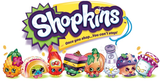 Shopkins logo clipart free picture royalty free stock Shopkins | Toys