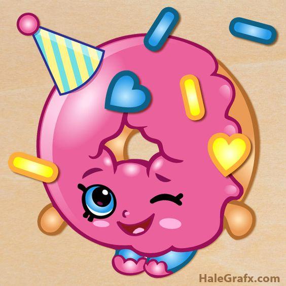 Shopkins printable clipart vector free Little Wish Parties | FREE Shopkins Party Printables | https ... vector free
