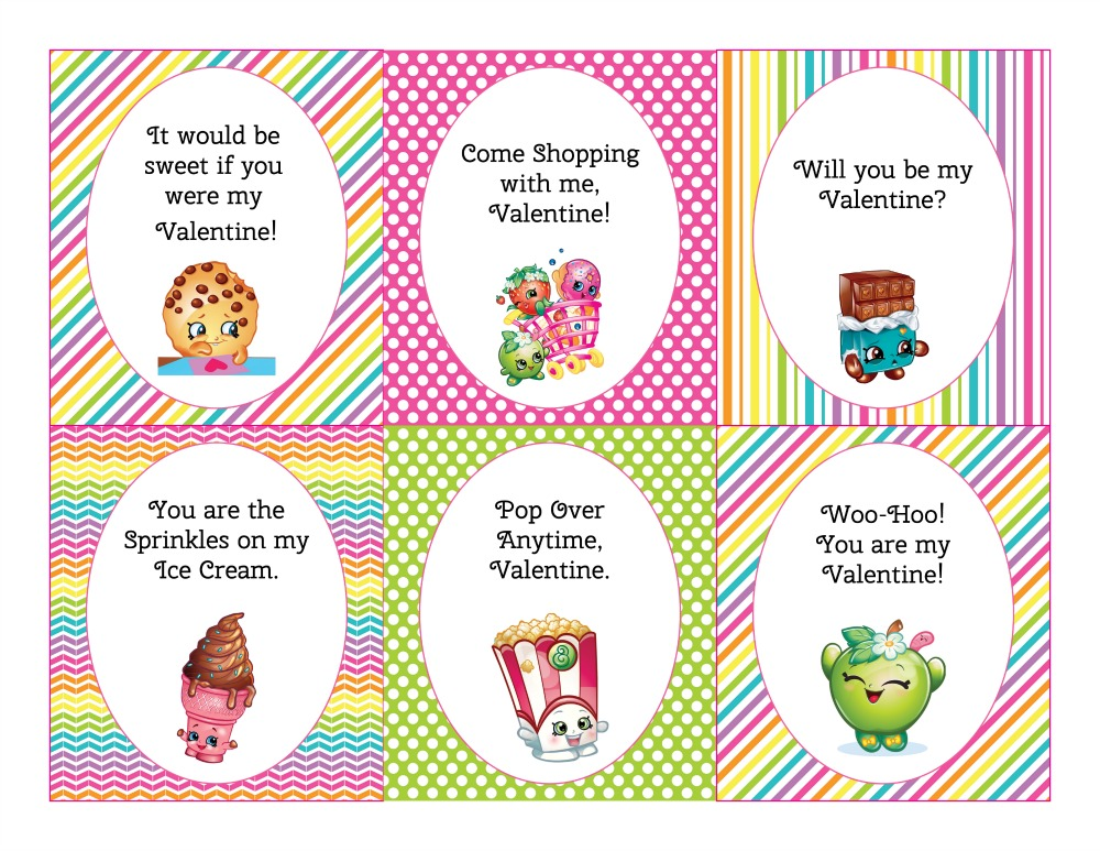 Shopkins printable clipart picture freeuse download Free printable shopkins clipart - ClipartFest picture freeuse download
