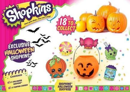 Shopkins pumpkin clipart image stock Shopkins #Halloween Surprise! | Shop4Kins - Shopkins | Pinterest ... image stock