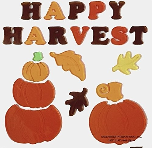 Shopkins pumpkin clipart clip art black and white stock Autumn 21 Count Fall Thanksgiving Harvest Pumpkin Lea... clip art black and white stock