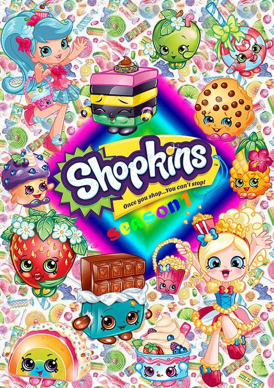 Shopkins season 1 clipart picture transparent download 40 ClipArt Shopkins Digital Download Season 1 | fiestas temáticas ... picture transparent download