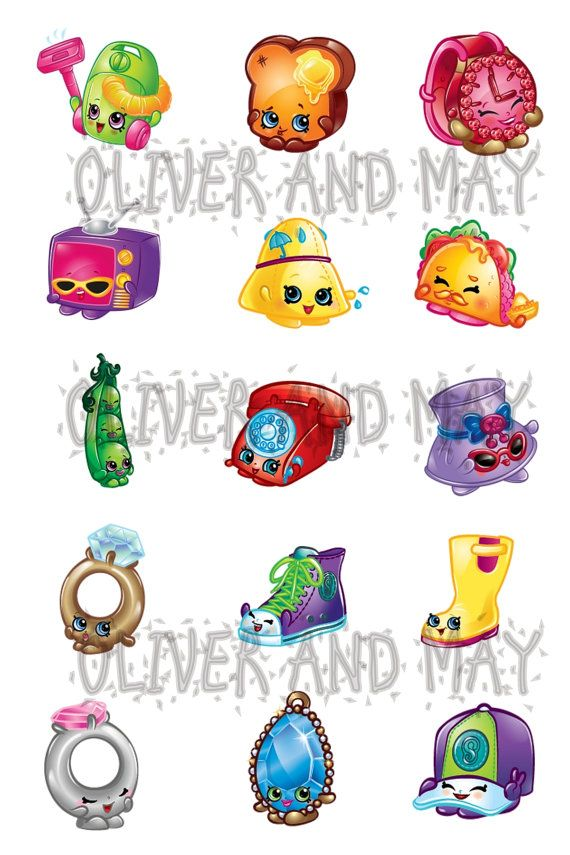 Shopkins season 3 clipart svg free stock 17 Best images about shopkins on Pinterest | Apple blossoms, Clip ... svg free stock