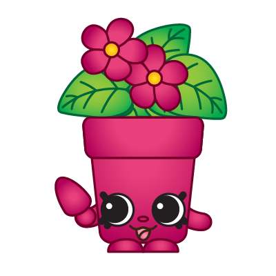 Shopkins season 4 clipart picture library Shopkins - Season 4 - Peta Plant - Red | La ruleta de las bolsas ... picture library