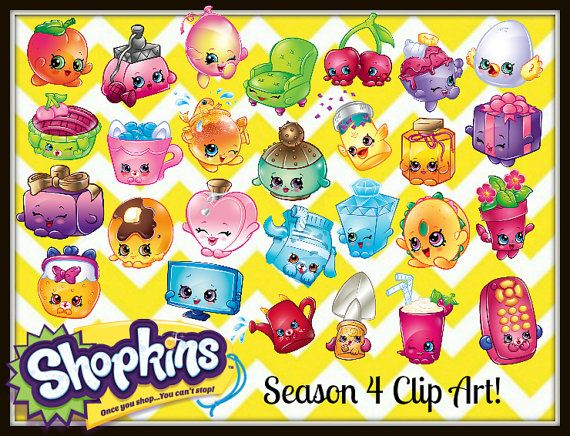 Shopkins season 4 clipart vector freeuse download 1000+ ideas about Shopkins All Seasons on Pinterest | Shopkins ... vector freeuse download