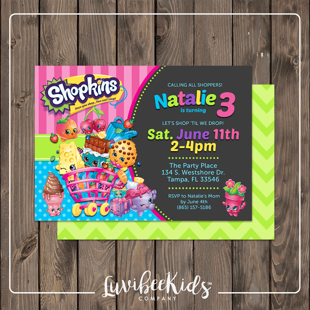 Shopkins season 5 clipart free library Luvibee Kids Company: Shopkins Season 5 Clipart and Birthday ... free library
