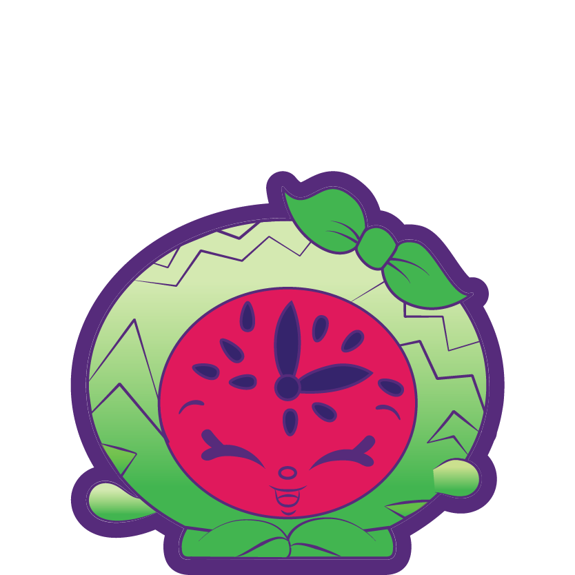 Shopkins watermelon clipart transparent stock Melon Minutes | Shopkins Wiki | FANDOM powered by Wikia transparent stock