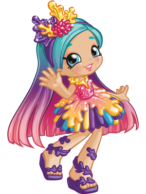 Shoppies clipart free library Coralee | shopkins list | Shopkins, Shopkins characters ... free library