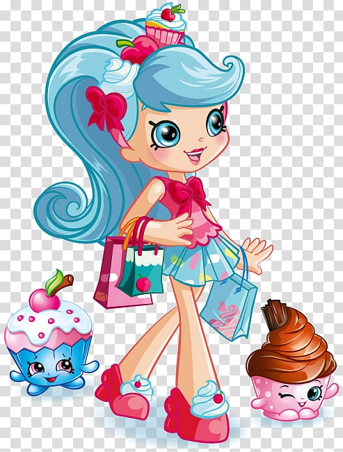 Shoppies clipart black and white library Shopkins , Shopkins Shoppies Jessicake Shopkins Shoppies ... black and white library