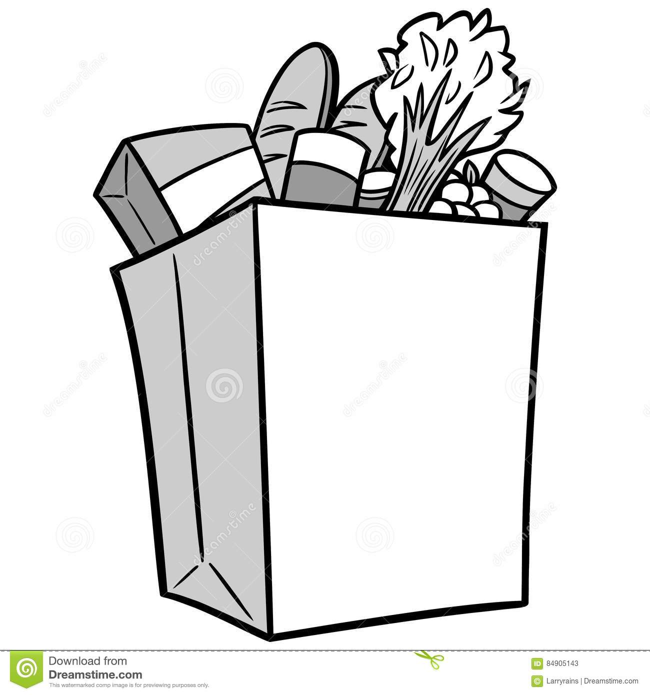 Shopping bag clipart black and white graphic transparent library Shopping bag clipart black and white 2 » Clipart Station graphic transparent library