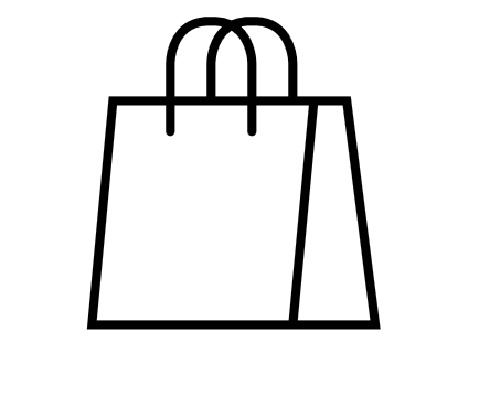 Shopping bag icon clipart image freeuse Shopping Bag clipart - Shopping, Bag, White, transparent ... image freeuse