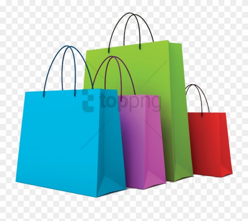 Shopping bags clipart png transparent library Free Png Shopping Bag Png Png Image With Transparent ... png transparent library