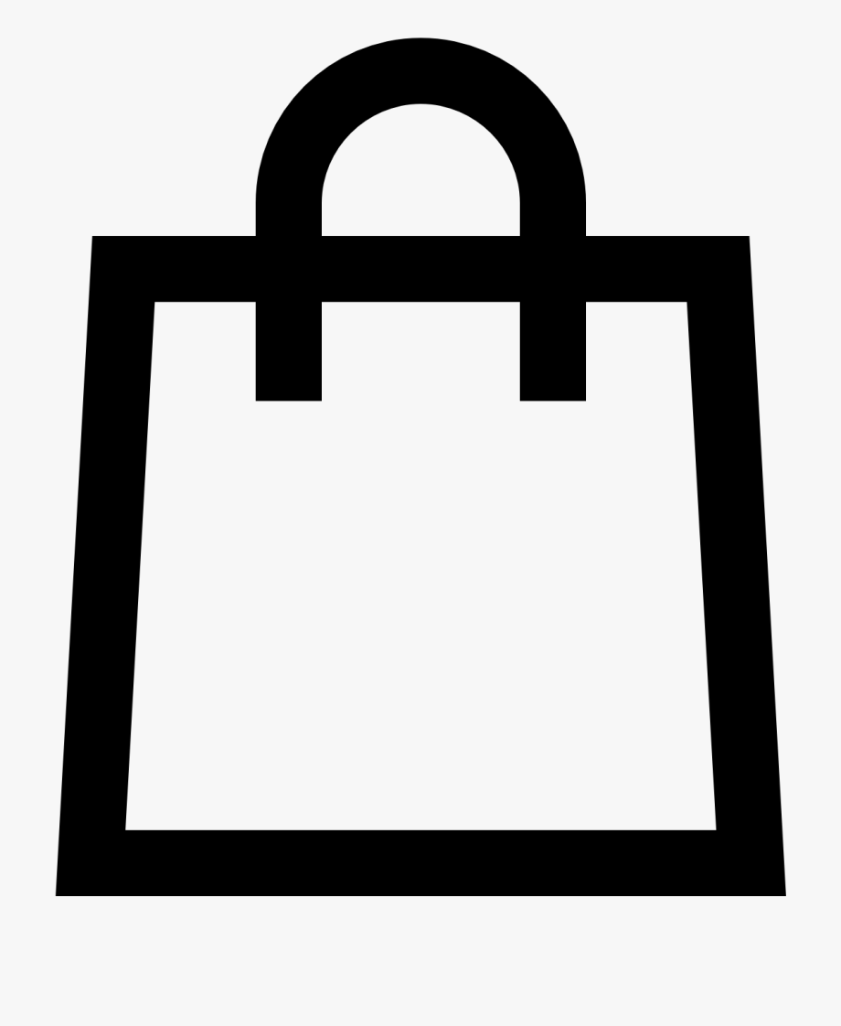 Shopping bag logo clipart clipart transparent library Bag Clipart Logo Png - Shopping Bag Clipart Png #278919 ... clipart transparent library