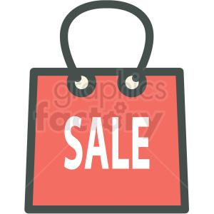 Shopping bag vector clipart jpg royalty free stock sale shopping bag vector icon clip art . Royalty-free icon # 406254 jpg royalty free stock
